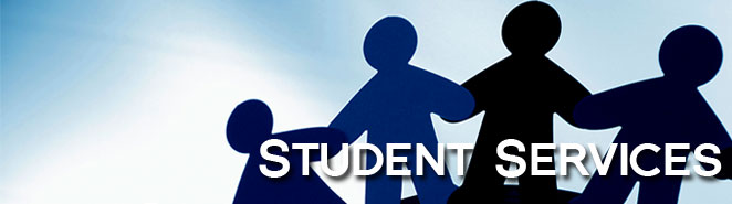 Student Services Header Graphic